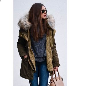 Madden Girl heavy winter coat